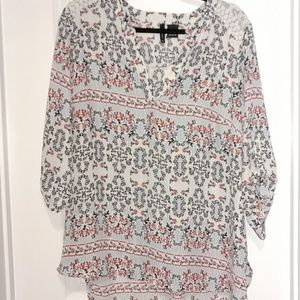 Women's New Directions Curvy Blouse 1x
